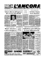 N°1 del 14 gennaio 2001